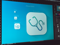 Doctor icon - for iOS7 App (redesign)