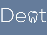 Dental logo - one of the concepts