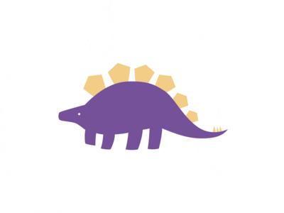 Earnest the Stegosaurus