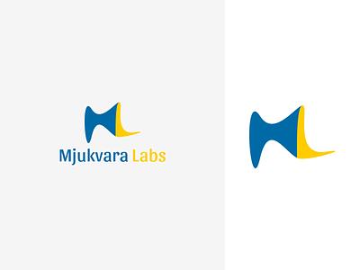 Mjukvara Labs company logo icon branding logo