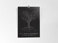 E - waste poster