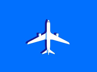 Destinations sky air fly flight city destination aircraft design transport holiday minimal plane traveling app travel