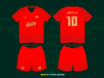 Design Jersey ANKER FC 2020