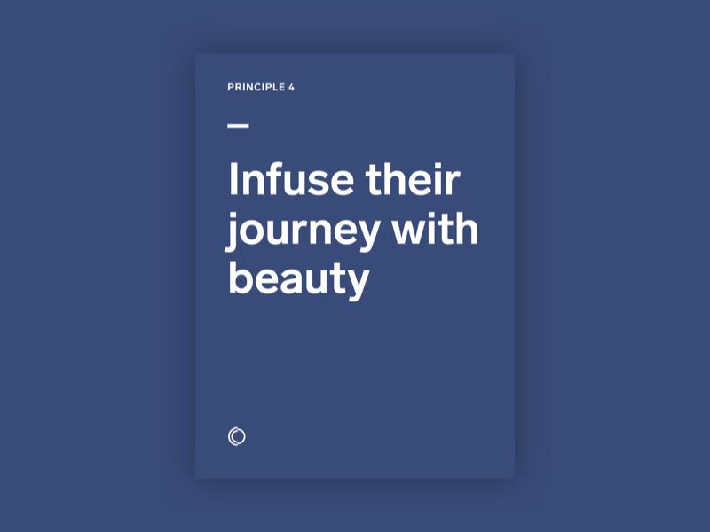 Design principle 4