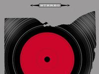 OHIO 33⅓ rpm LP record