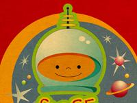 Space Boy Concept #1 detail