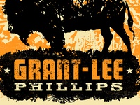 Grant-Lee Phillips Tour Poster Detail 1