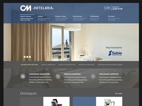 Website Institucional Conceitual