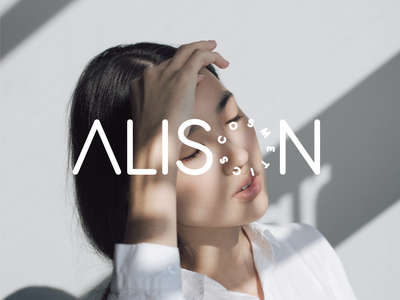 Alison Cosmetics   Inclusive, Vegan Skincare and Cosmetics Brand beauty product cosmetics logo branding design brand identity designer beauty logo beauty