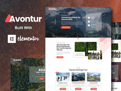 Avontur app designs designer webdesigner webdesign web ux website design ui