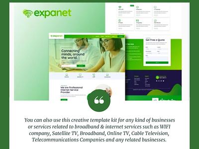 Expanet wordpress design wordpress designs designer webdesigner webdesign web ux website ui design
