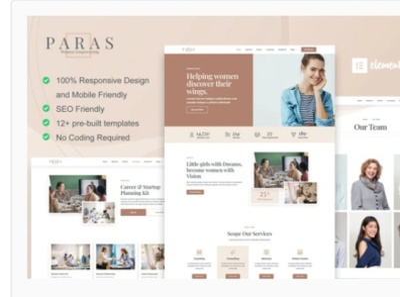 Paras logo webdesigner webdesign web graphic design ui ux website design
