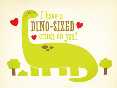 Dino-Sized (complete)