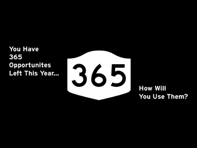 365 sacramento black and white road sign inspiration new years resolution quotes thoughtful