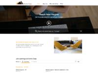 Customizable career site