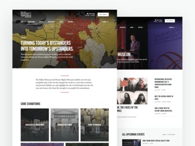 Dallas Holocaust and Human Rights - Interiors