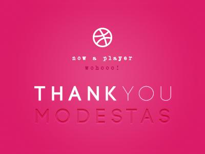 Debut Shot: Thank you Modestas! debut player dribbble yshanti