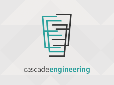 Cascade Engineering logo architecture