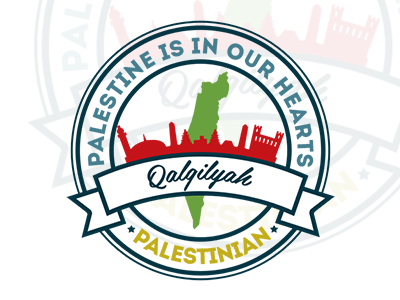 Country Badges: Palestine