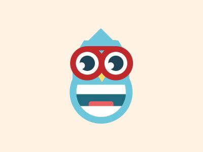 Nerdy icon icon nerdy bot project