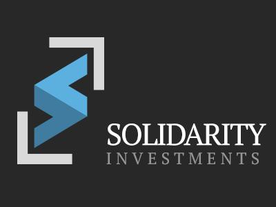 Solidarity Investments Logo logo branding finance investment