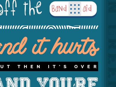 Typography  | John Green Quote