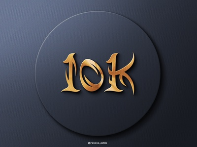 logo 10k symbol coorporation acompany brand company logotype logo company motion graphics 3d animation typography vector graphic design illustration branding icon logo design