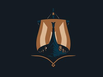 Unused Viking 1 logo viking