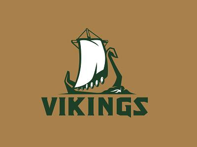 Unused Viking 2 logo viking