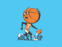 Basketball head - Tennessee volunteers tennessee basketball illustration