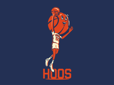 Basketball Head - Virginia cavaliers virginia illustration basketball