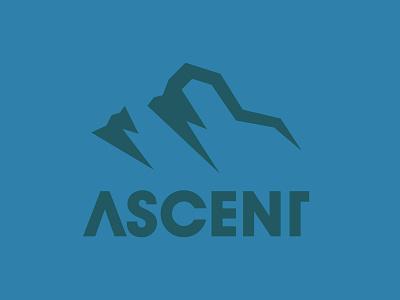 Unused Ascent Logo 2 logo design logo