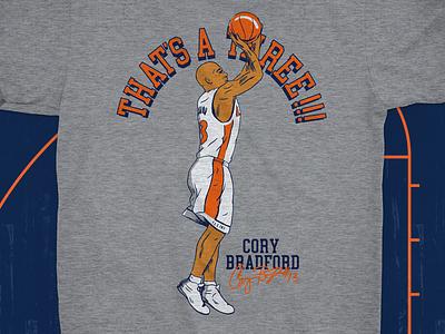 Cory Bradford Shirt shirt basketball illini illinois