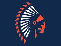 Chief Head Logo