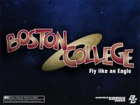 Boston College X Space Jam