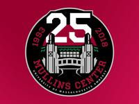 2017 Umass Mullins Center 25th Anniversary