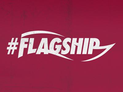 UMass Flagship hashtag flag minutemen massachusetts umass flagship