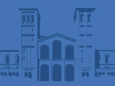 UCLA - Royce Hall los angeles ucla