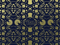 Pitt Thanksgiving Pattern