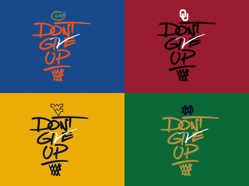 Jimmy V Classic Shooting Shirt west virginia notre dame florida oklahoma shirt design shirt jimmy v basketball