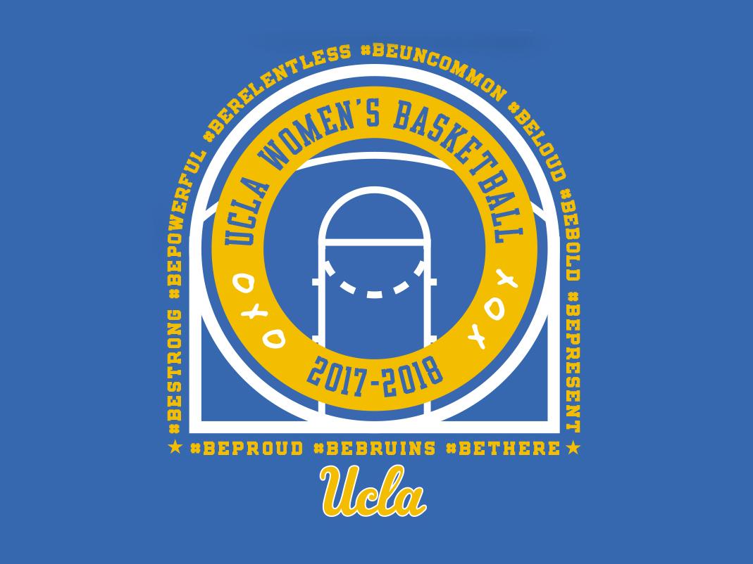 UCLA Women's Basketball Shirt #1 womens bruins ucla la shirt basketball