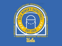 UCLA Women's Basketball Shirt #1