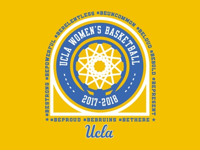 UCLA Women's Basketball Shirt #2 ucla bruins la shirt basketball