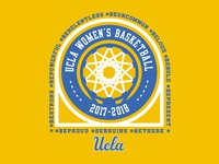 UCLA Women's Basketball Shirt #2
