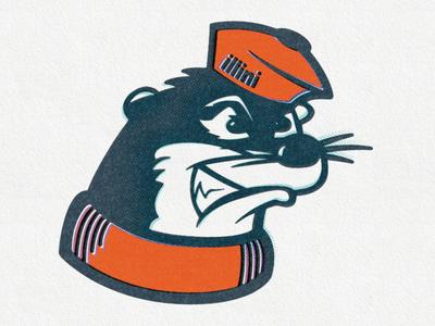 the Illinois Alma Otters