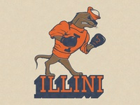 the Illinois Alma Otters 2