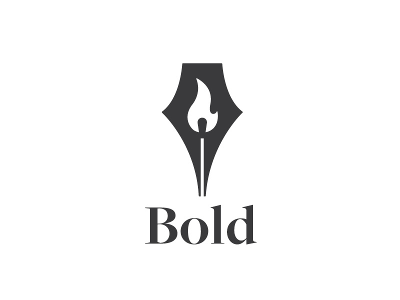 BOLD Logo logo