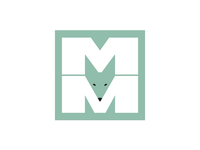 Maker Meld Logo illustration make phoenix fox logo maker