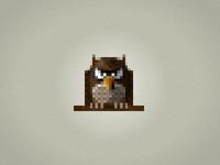 Pixel Owl