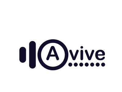 Avive logo design avive logo avive eye catching logo minimalist logo creative logo logodesign logo design logo